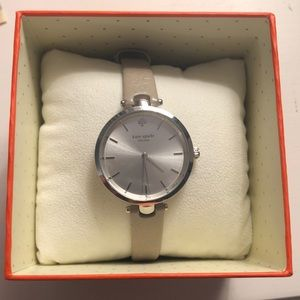 kate spade Accessories - Kate spade leather watch